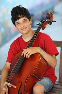 Cello Music Camp Santa Monica