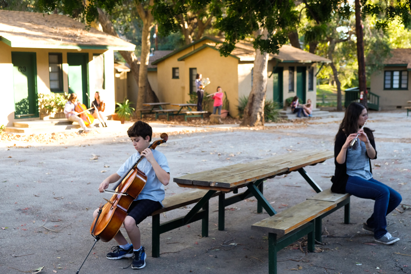 Play Cello at Sleepaway Music Camp